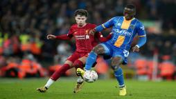 Il classe 2001 Neco Williams del Liverpool contro il Shrewsbury!