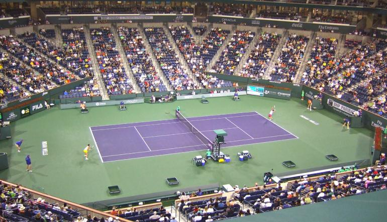 Il campo di Indian Wells